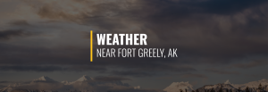 Fort Greely Weather
