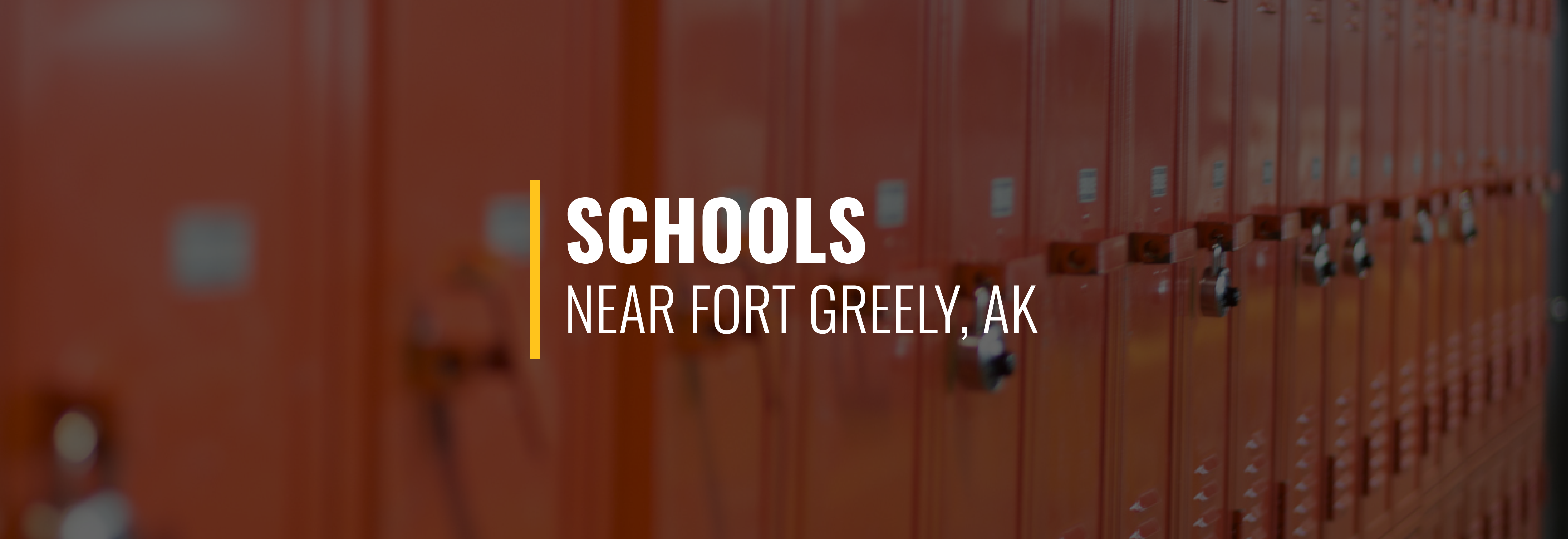 Fort Greely Schools