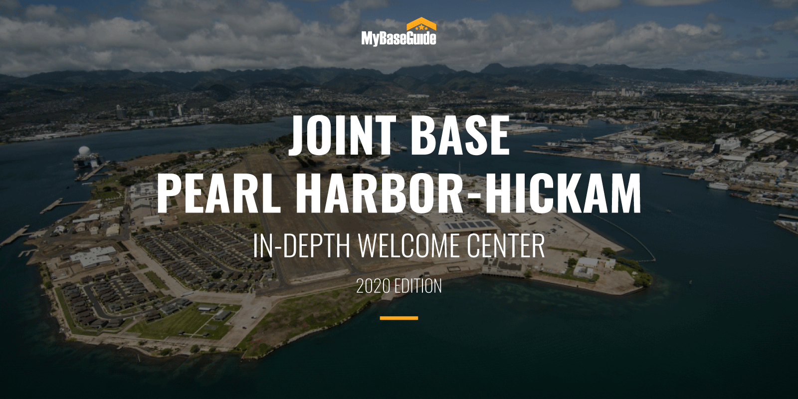 Joint Base Pearl Harbor-Hickam: In-Depth Welcome Center