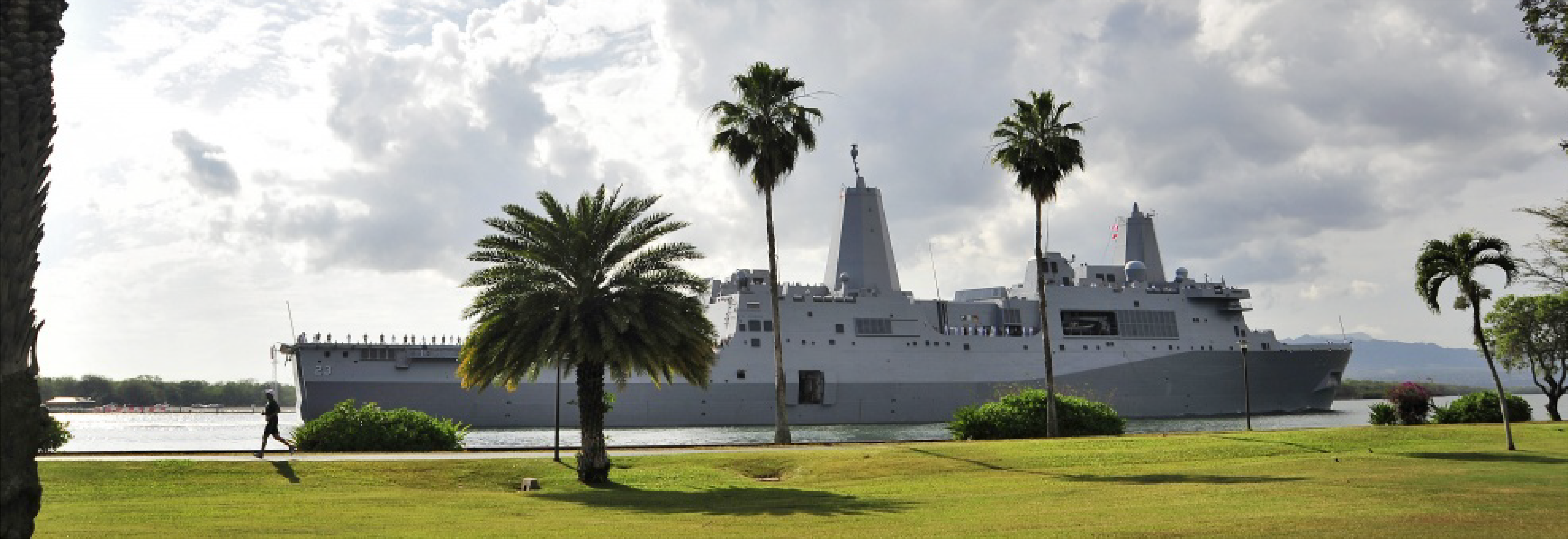 Joint Base Pearl Harbor-Hickam Weather in the Spring