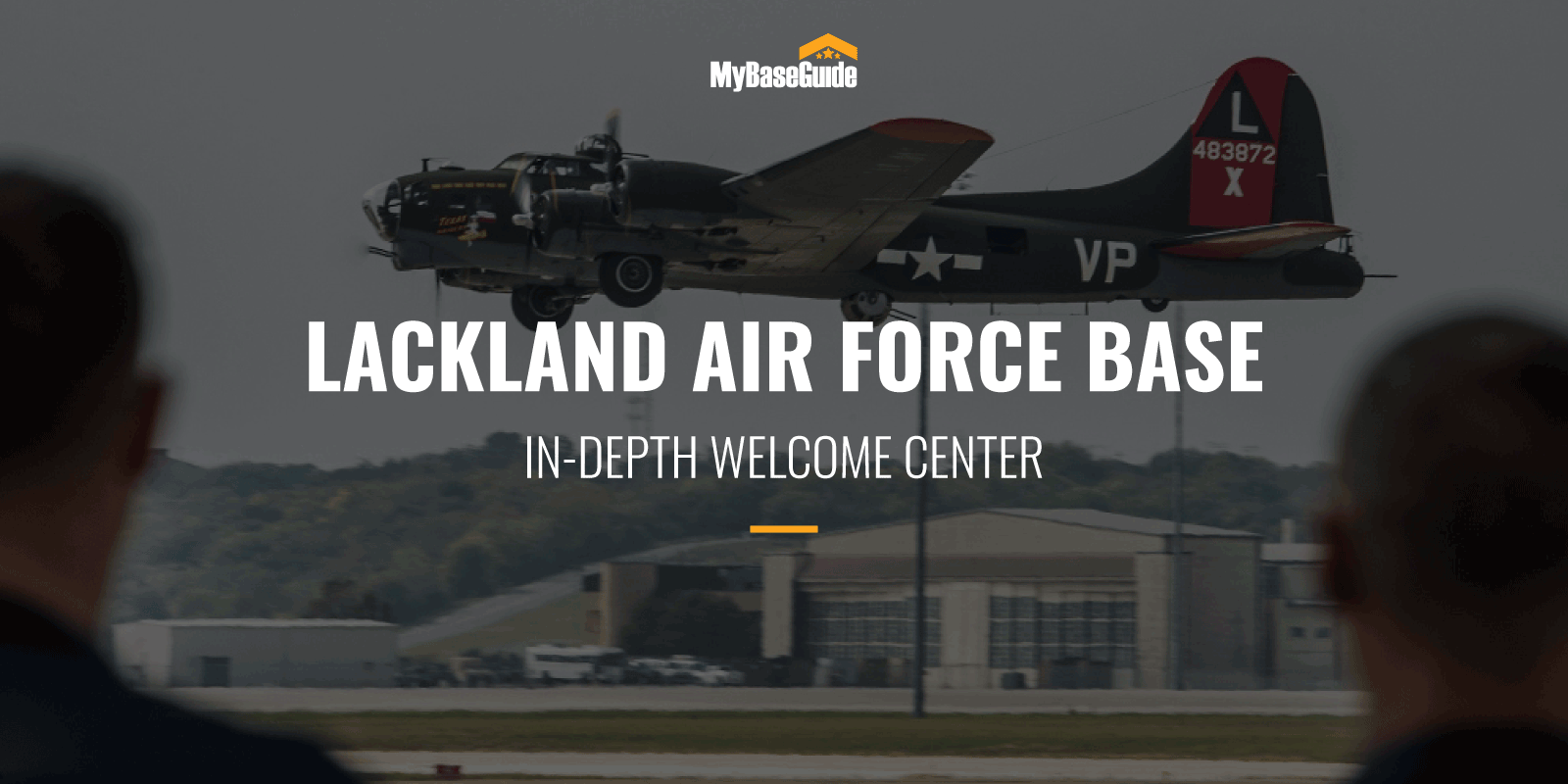 Lackland AFB In-Depth Welcome Center