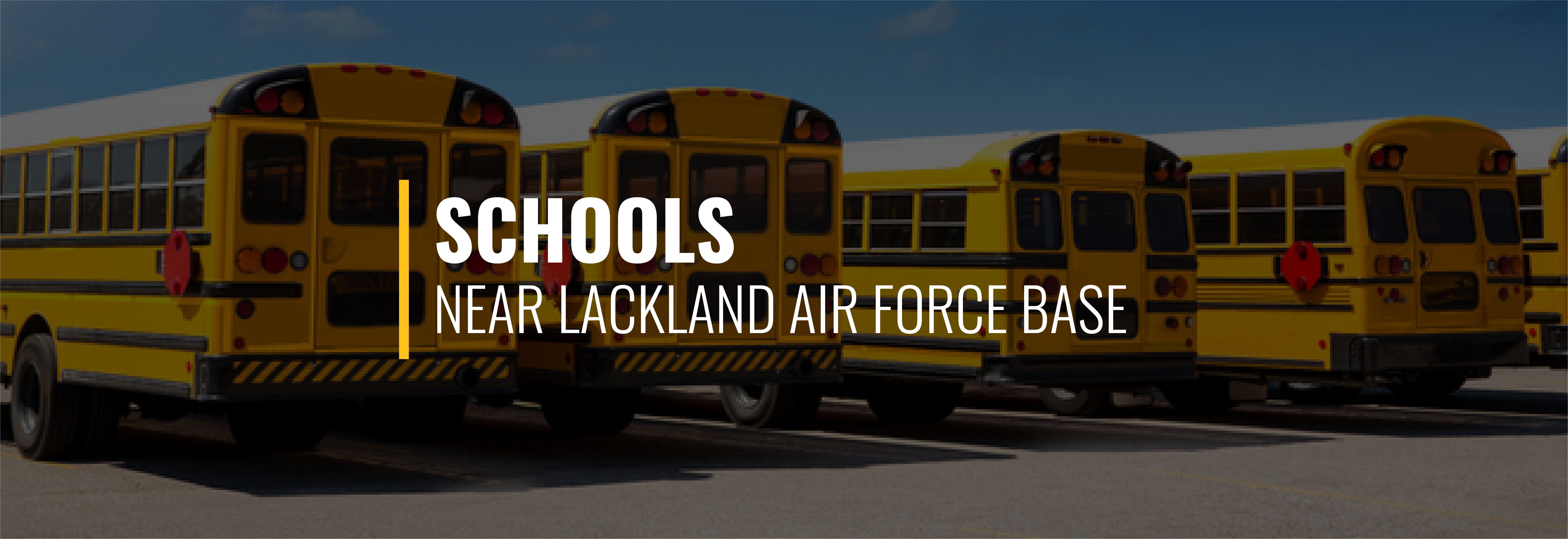 Lackland Air Force Base Schools