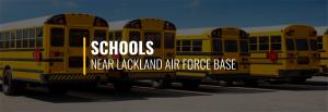 Lackland Air Force Base Schools