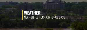 Little Rock Air Force Base Weather
