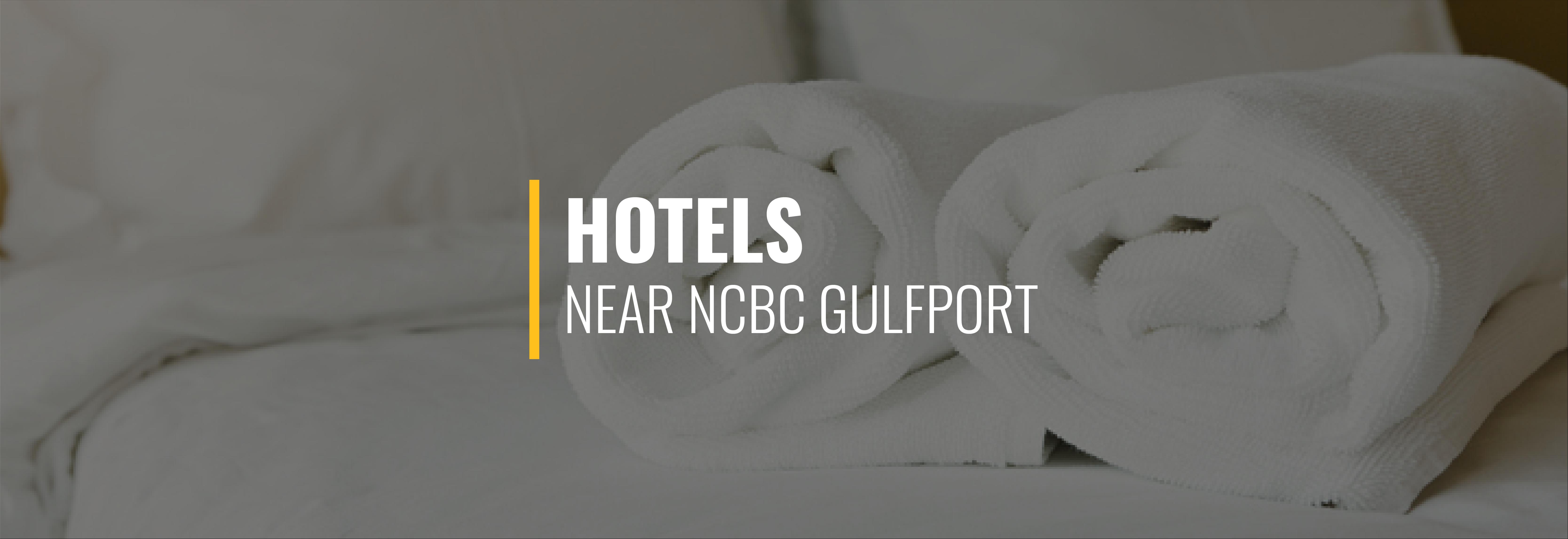 Hotels Near NCBC Gulfport