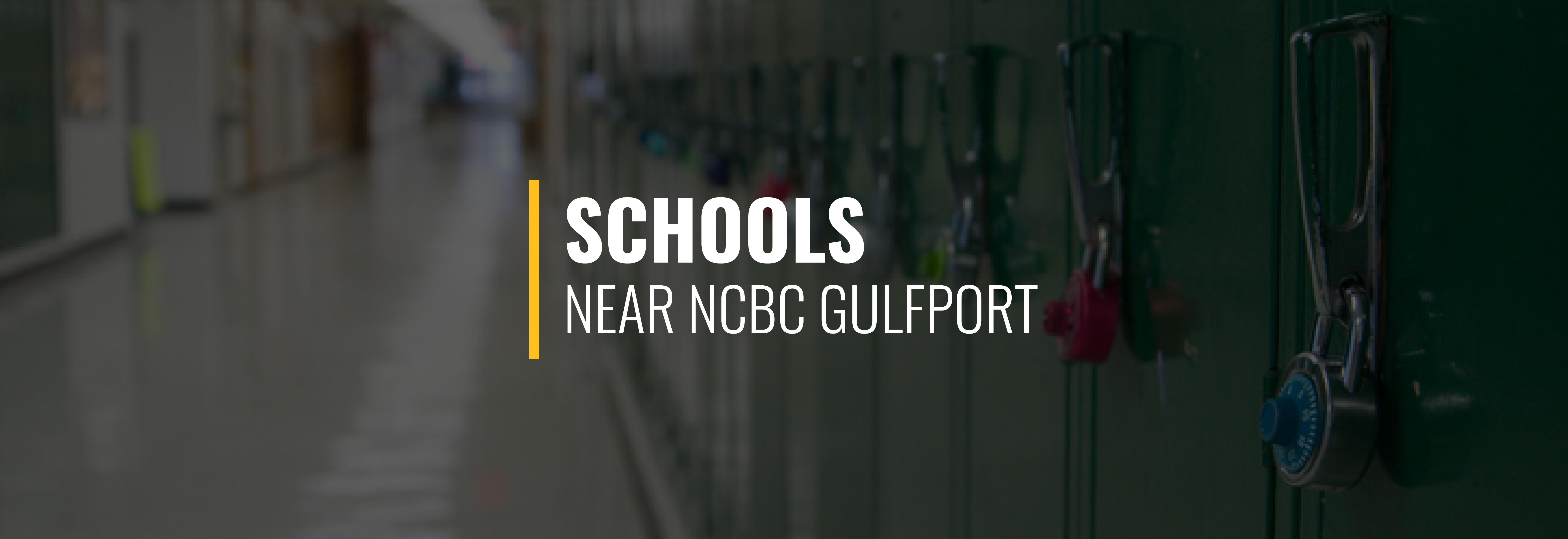 NCBC Gulfport Schools