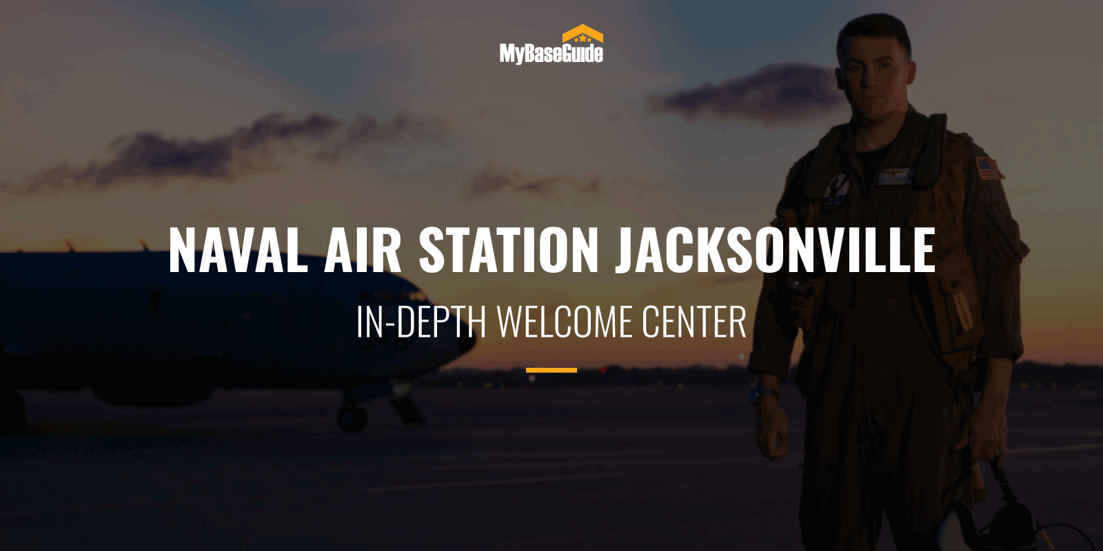 NAS Jacksonville Welcome Center