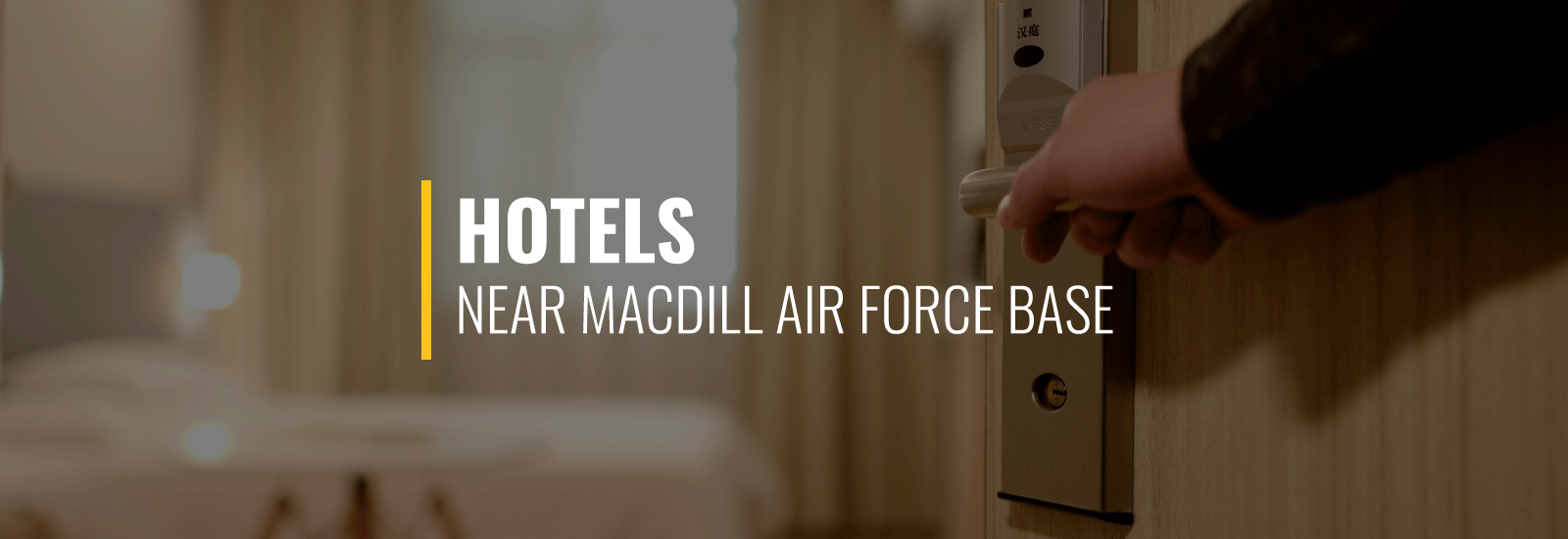 MacDill AFB Hotels