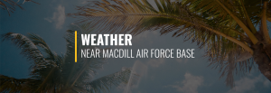 MacDill Air Force Base Weather