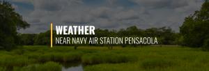NAS Pensacola Weather
