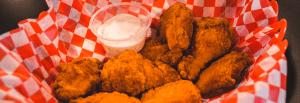 Popeyes Chicken, Nellis Air Force Base, Nevada