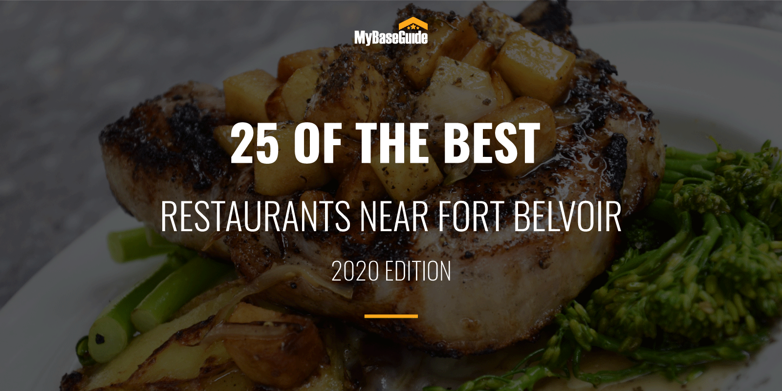 25 of the Best Restaurants Near Fort Belvoir