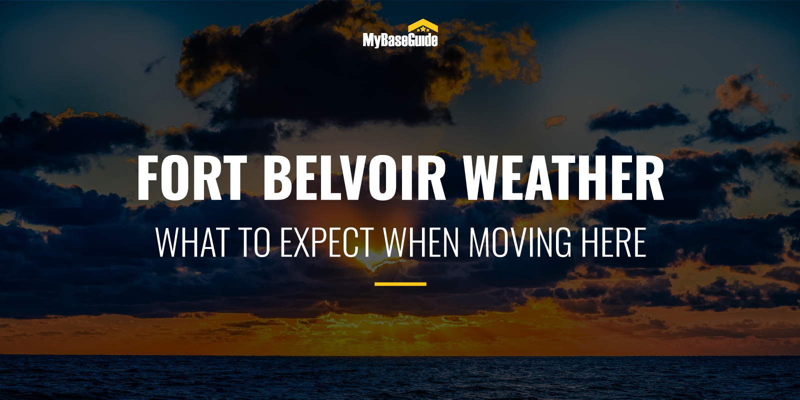 Fort Belvoir Weather: What To Expect When Moving Here
