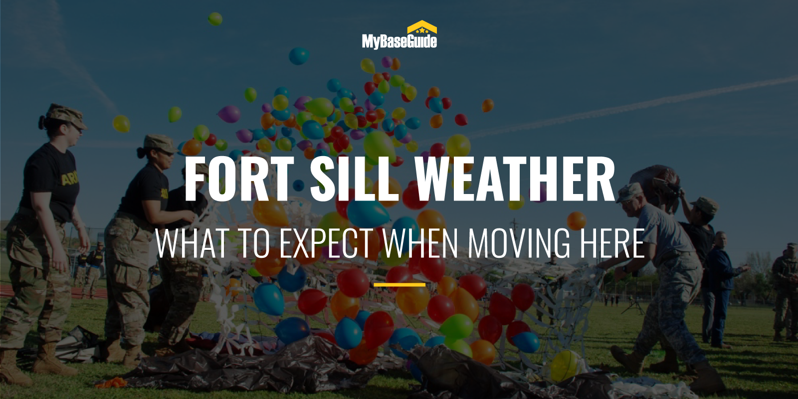 Fort Sill Weather: What To Expect When Moving Here