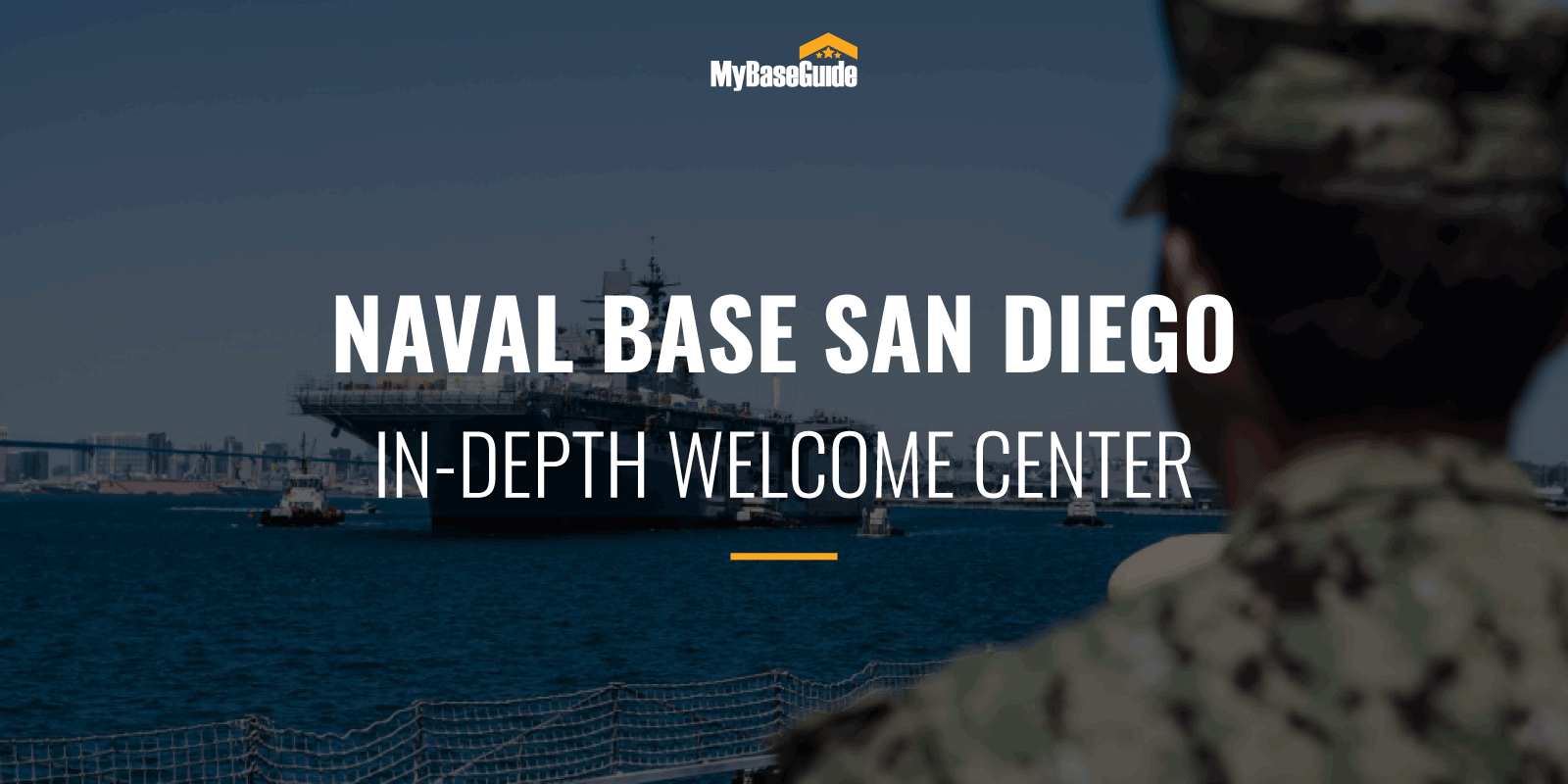 Navy in San Diego In-Depth Welcome Center