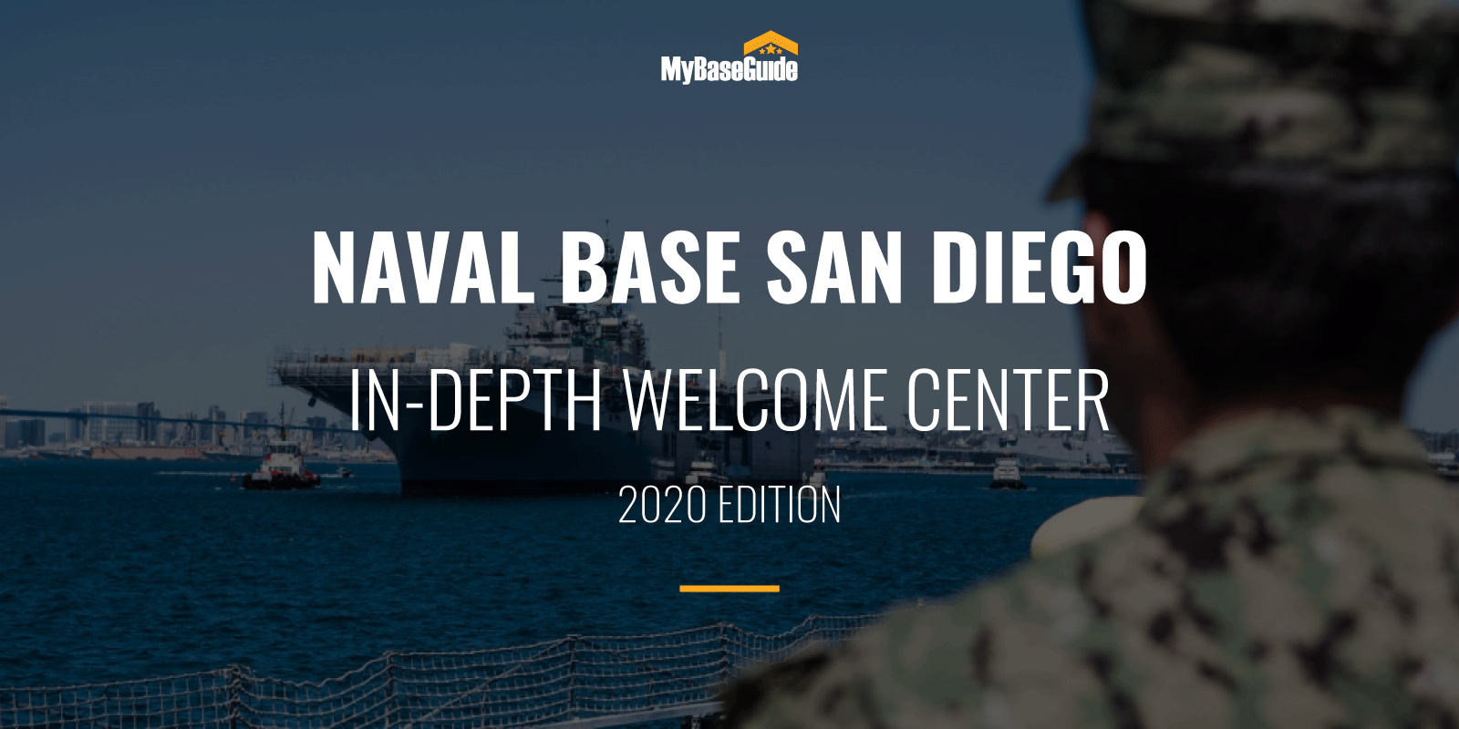 Naval Base San Diego: In-Depth Welcome Center