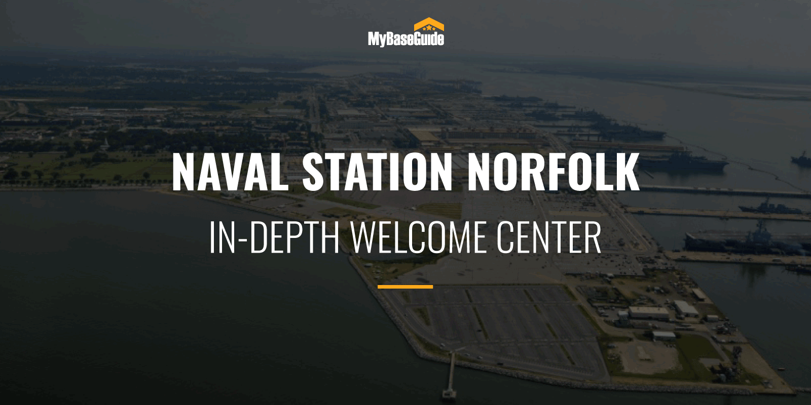 Naval Station Norfolk In-Depth Welcome Center