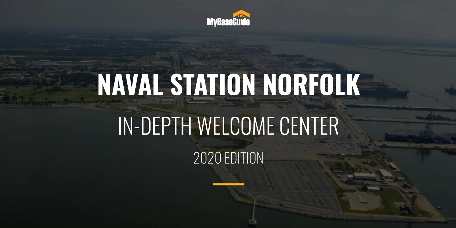 Naval Station Norfolk: In-Depth Welcome Center