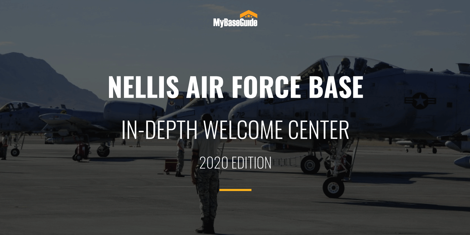 Nellis Air Force Base: In-Depth Welcome Center