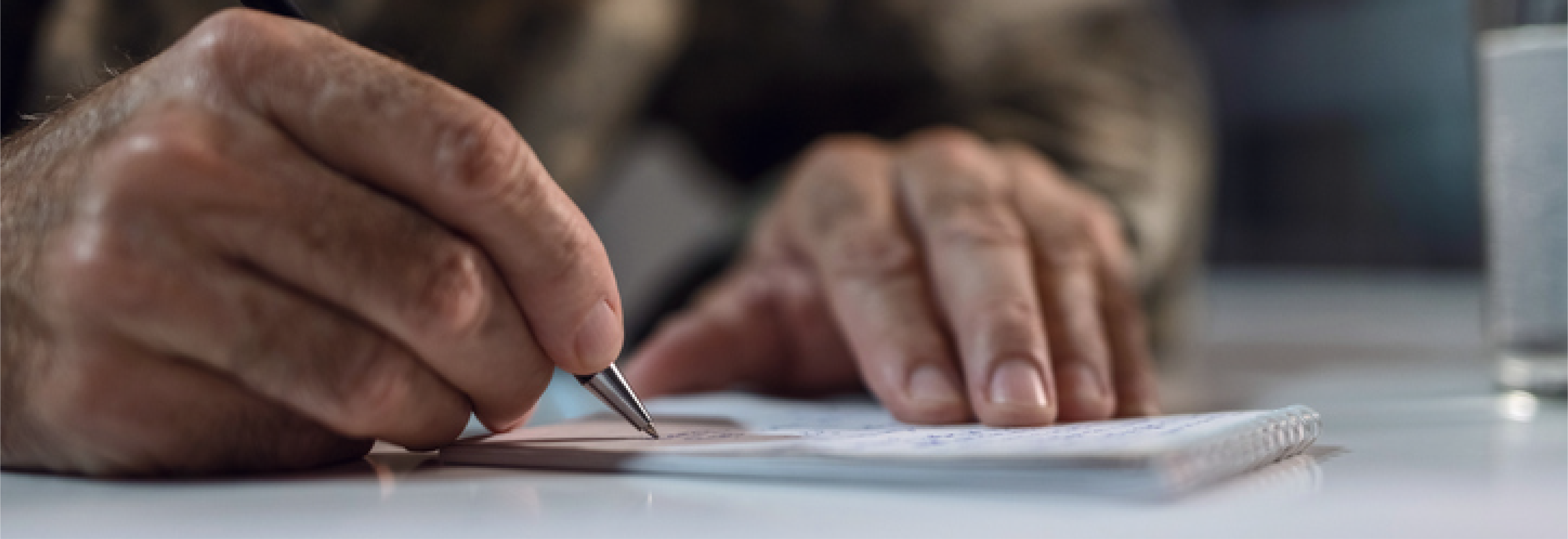 Hirepurpose - helping veteran and their spouses find careers.