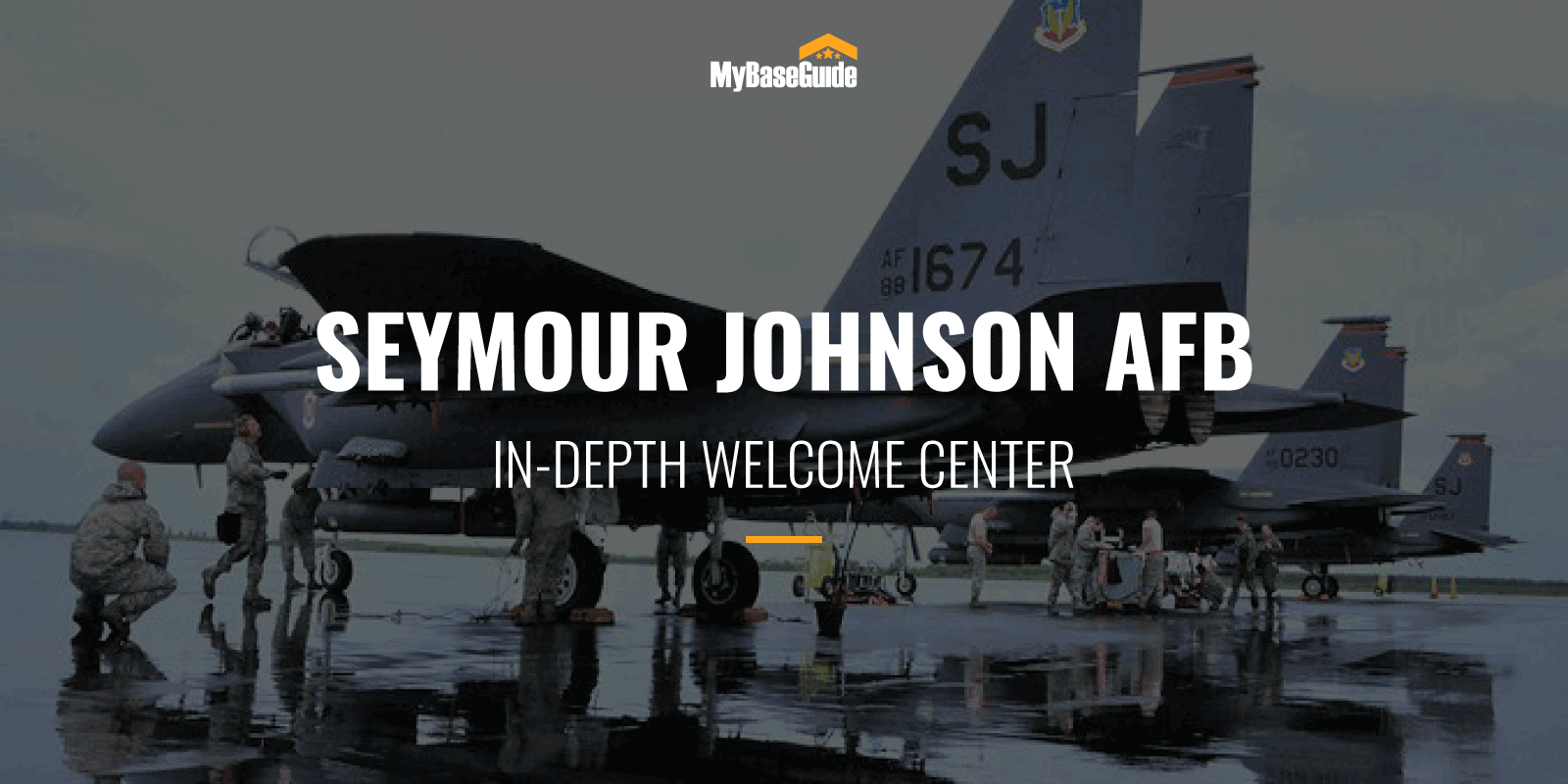 Seymour Johnson AFB In-Depth Welcome Center