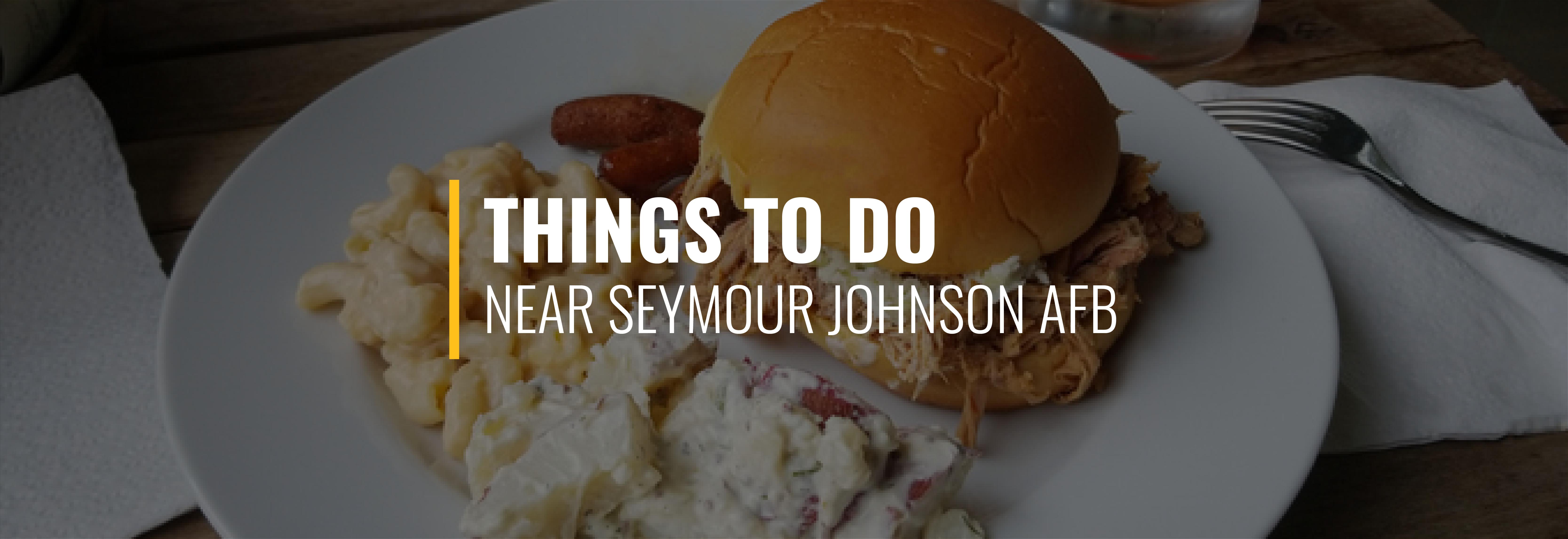 Things to Do Near Seymour Johnson AFB