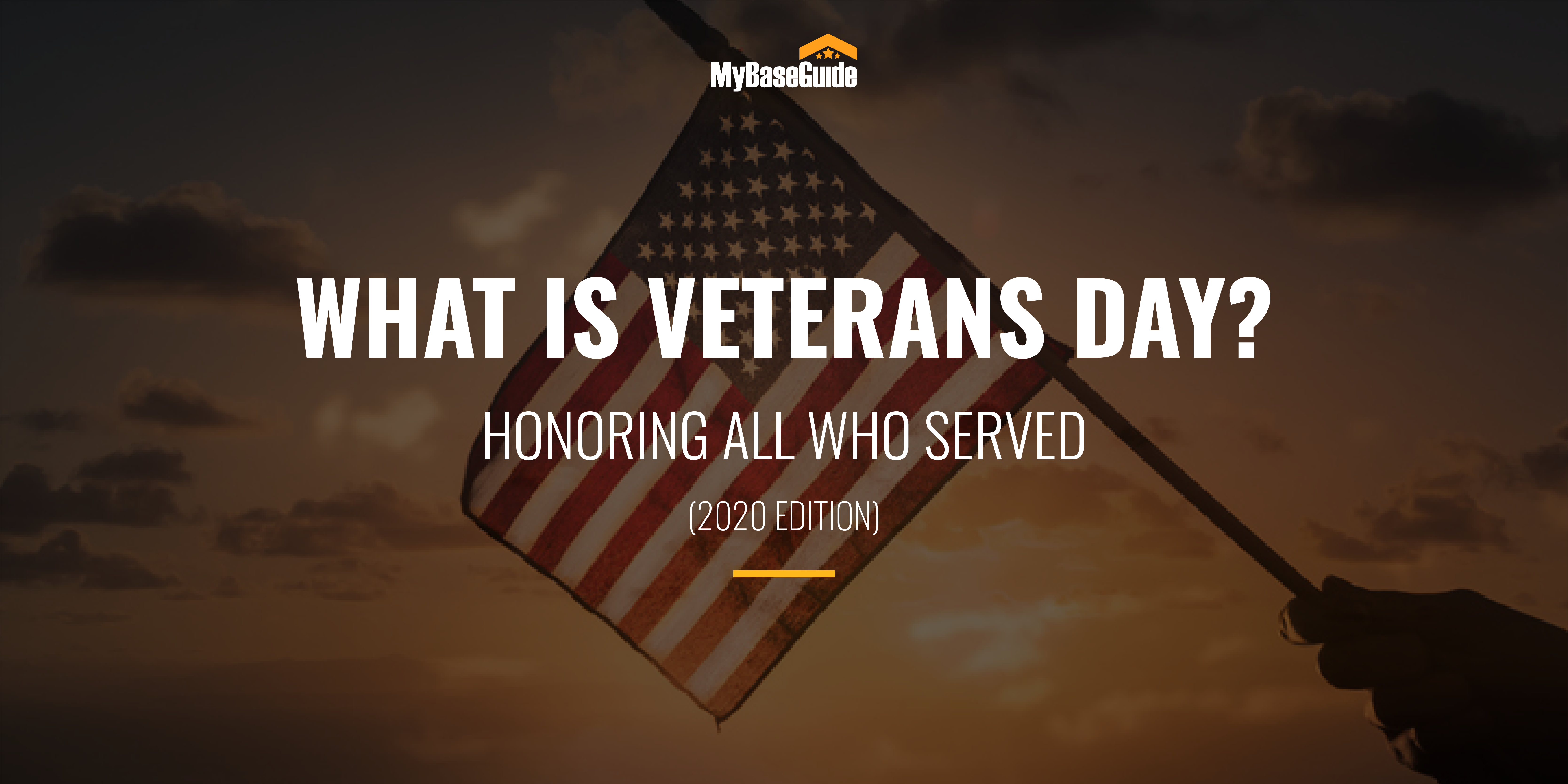 What Is Veterans Day? Honoring All Who Served