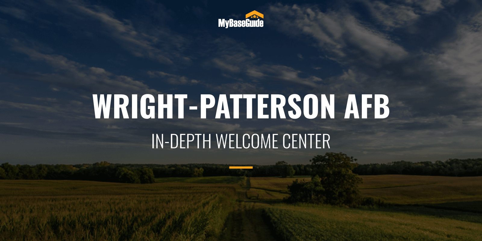Wright Petterson Welcome Center