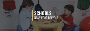 For Belvoir Schools