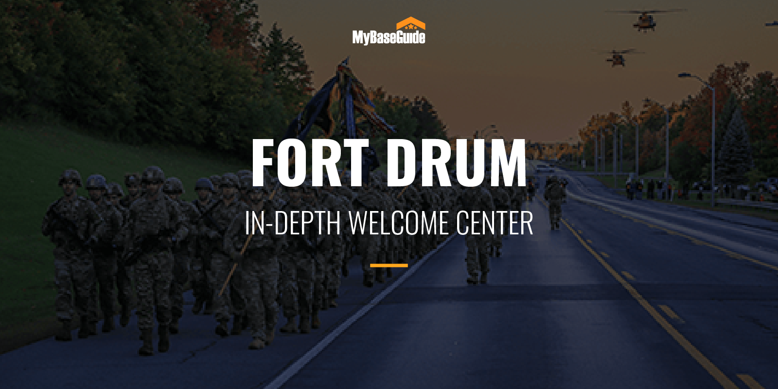 Fort Drum In-Depth Welcome Center
