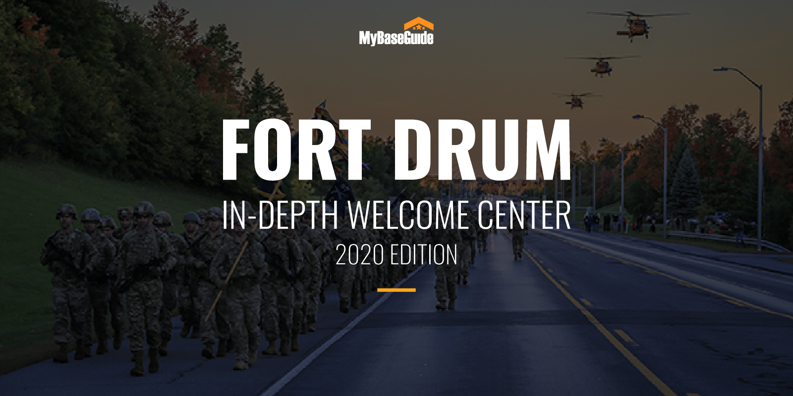 Fort Drum: In-Depth Welcome Center (2020 Edition)