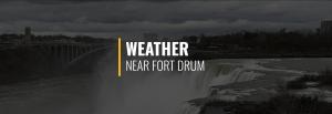 Fort Drum Weather