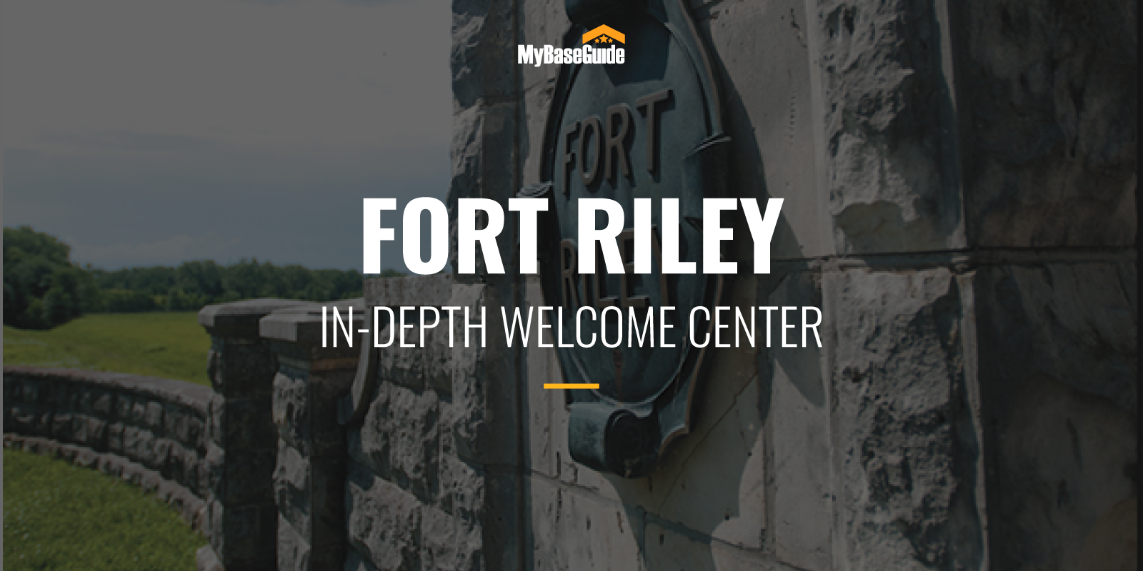 Fort Riley: In-Depth Welcome Center
