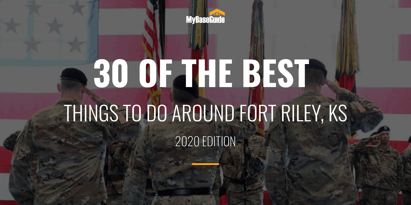 30 Of the Best Things to Do Around Fort Riley, Kansas