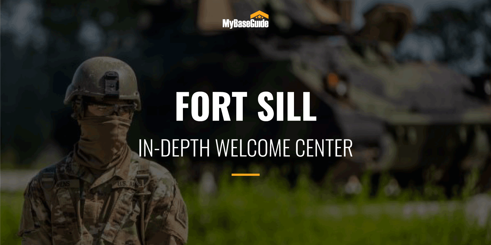 Fort Sill In-Depth Welcome Center