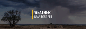 Fort Sill Weather