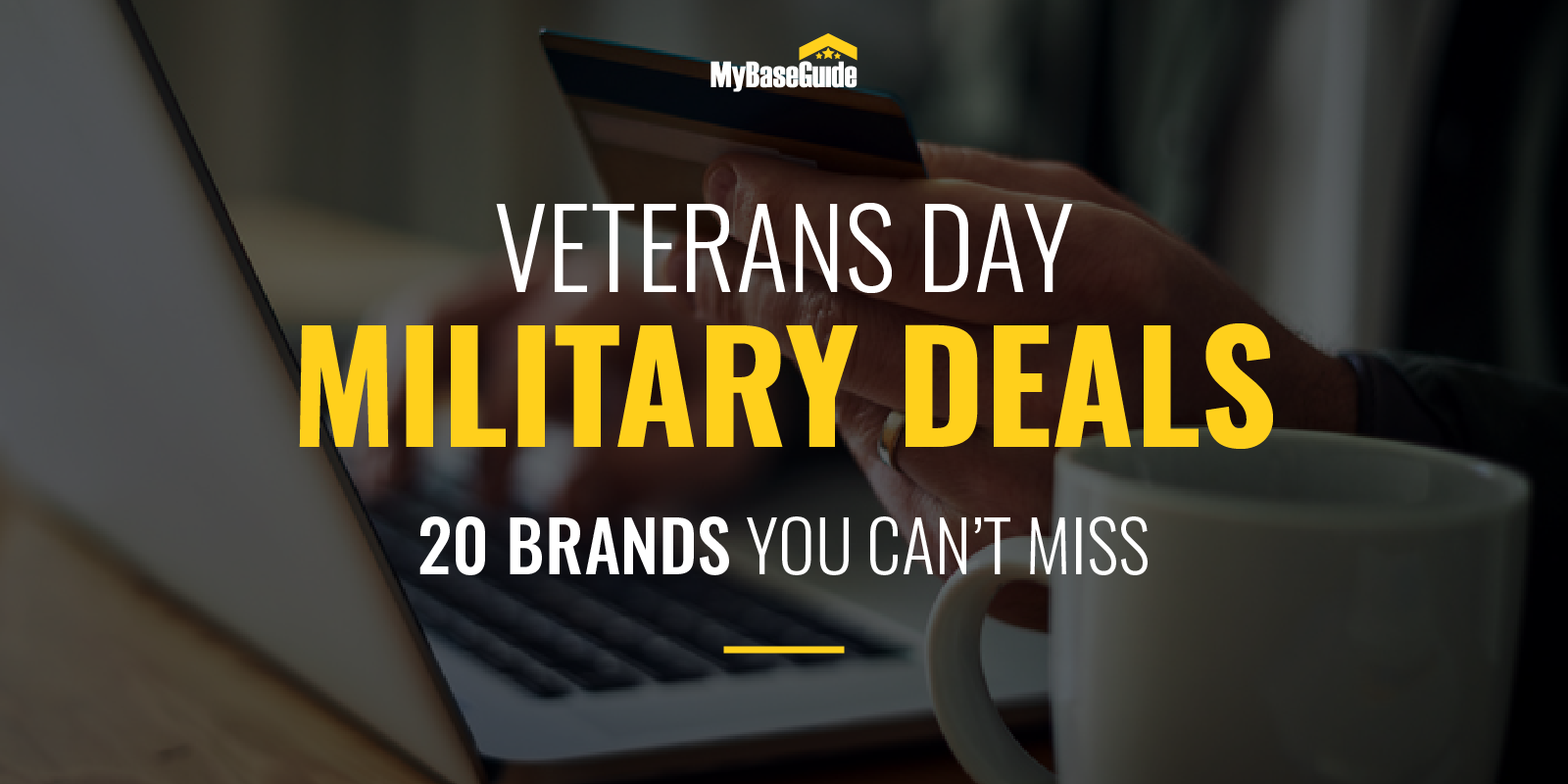 Veterans Day Military Deals: 20 Brands You Can't Miss