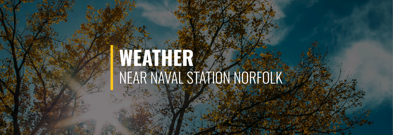 Naval Station Norfolk Weather