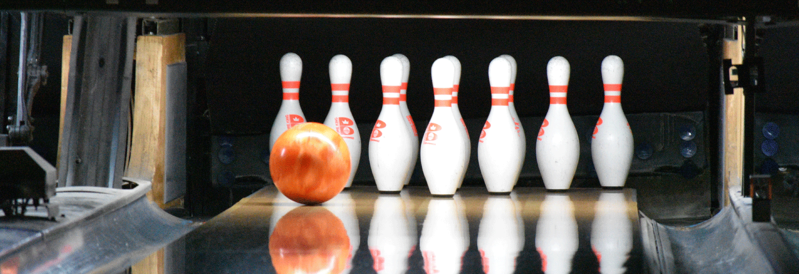 Bowling Alley on Norfolk Naval Base