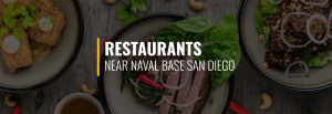 Restaurants Near Naval Base San Diego