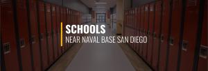 Naval Base San Diego Schools
