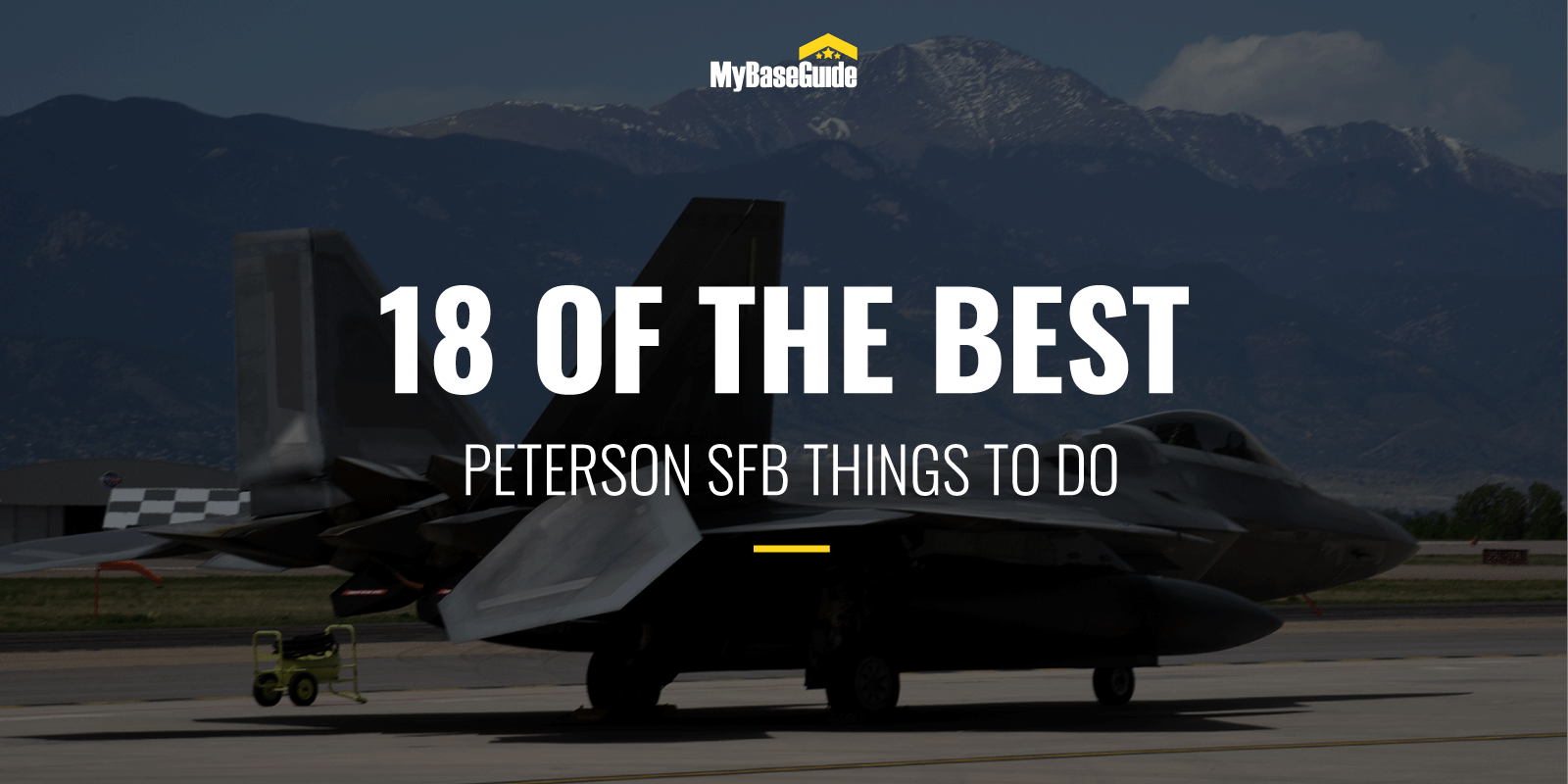 Peterson AFB Things to Do (Now Peterson Space Force Base)