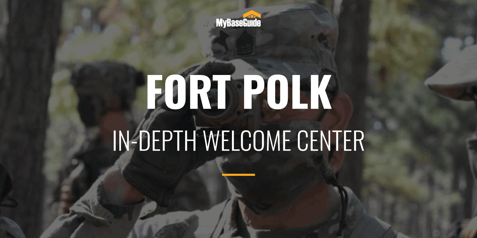 Fort Polk: In-Depth Welcome Center