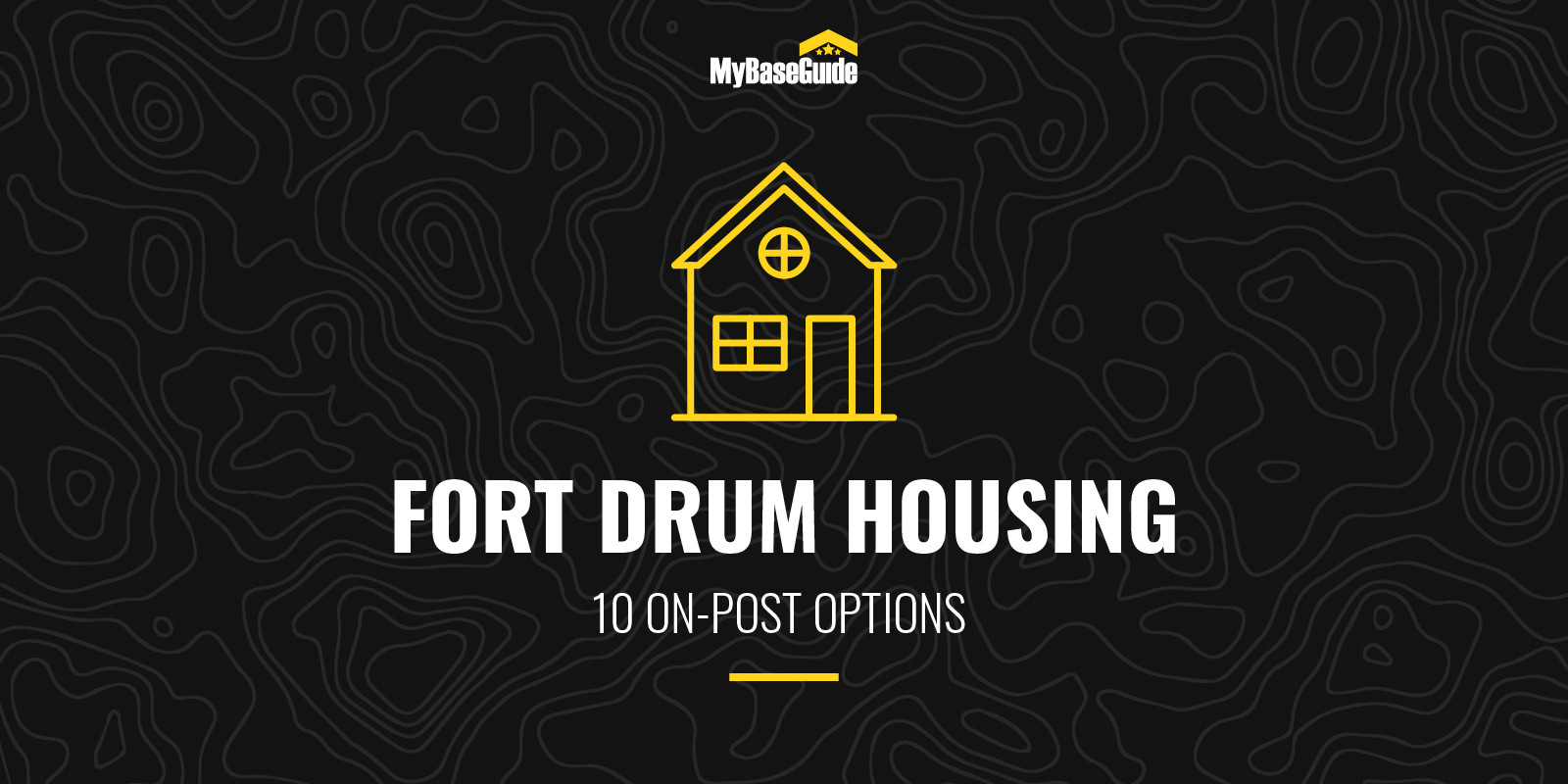 Fort Drum Housing: 10 On Post Options