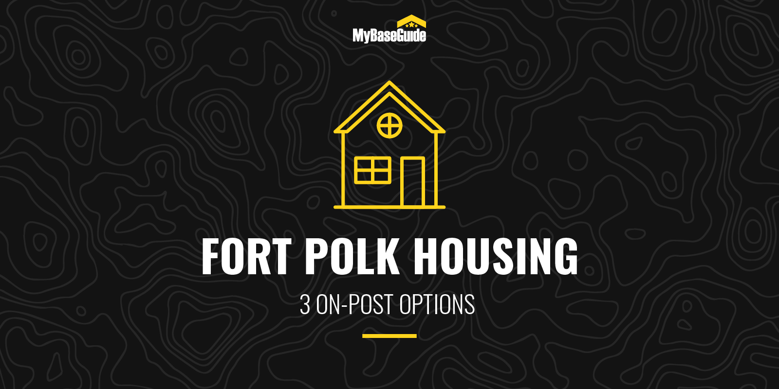 Fort Polk Housing: 3 On Post Options