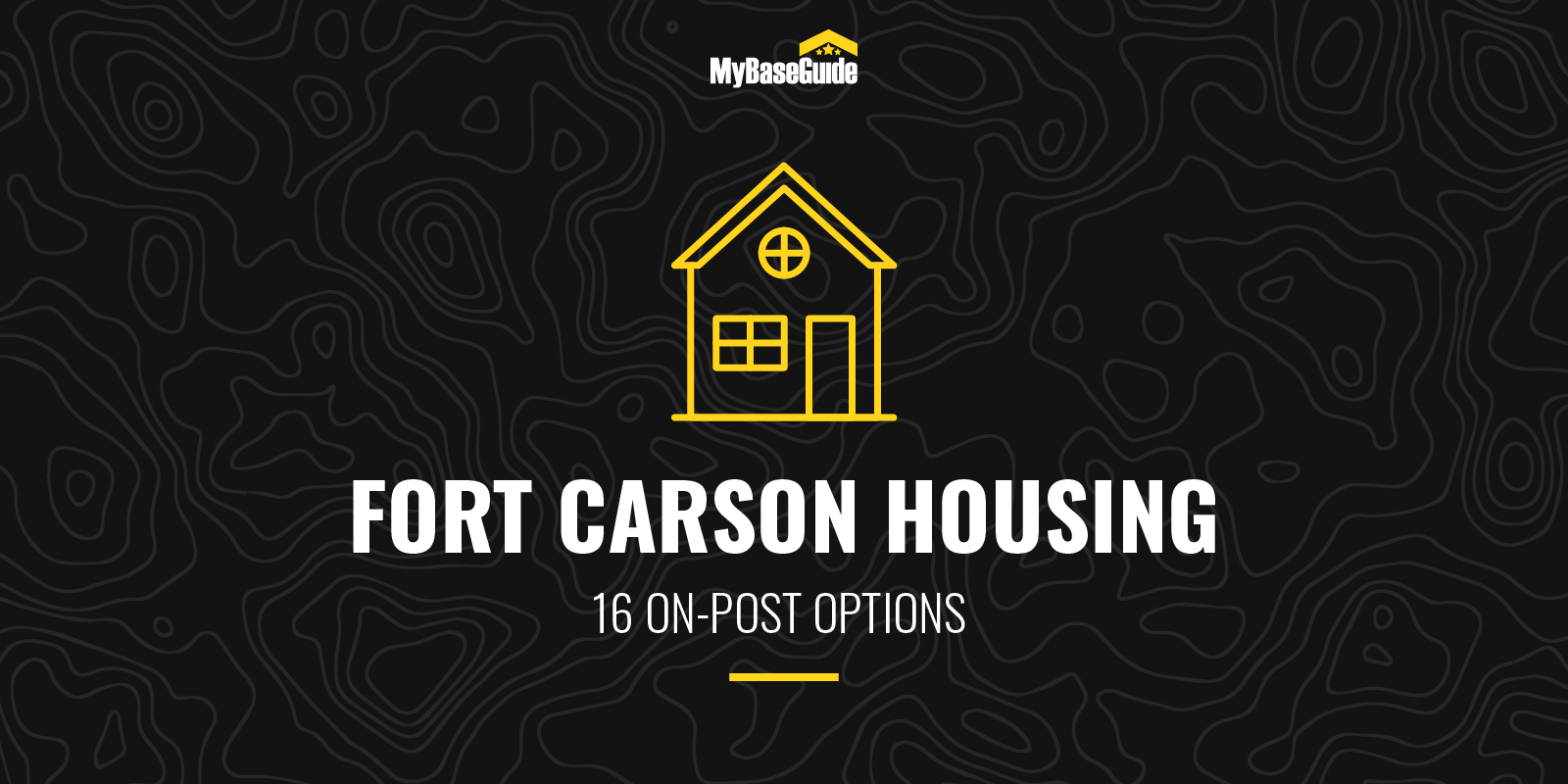 Fort Carson Housing: 16 On Post Options
