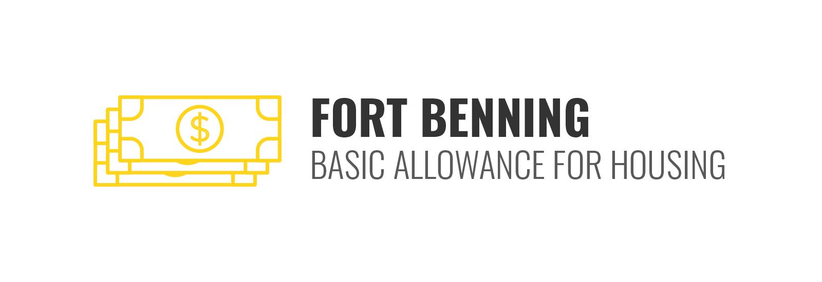 Fort Benning BAH