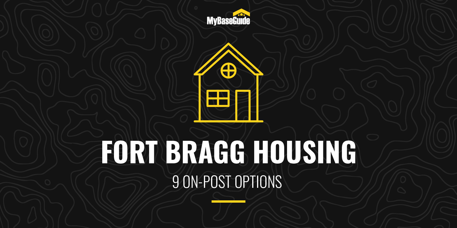 Fort Bragg Housing: 9 On Post Options