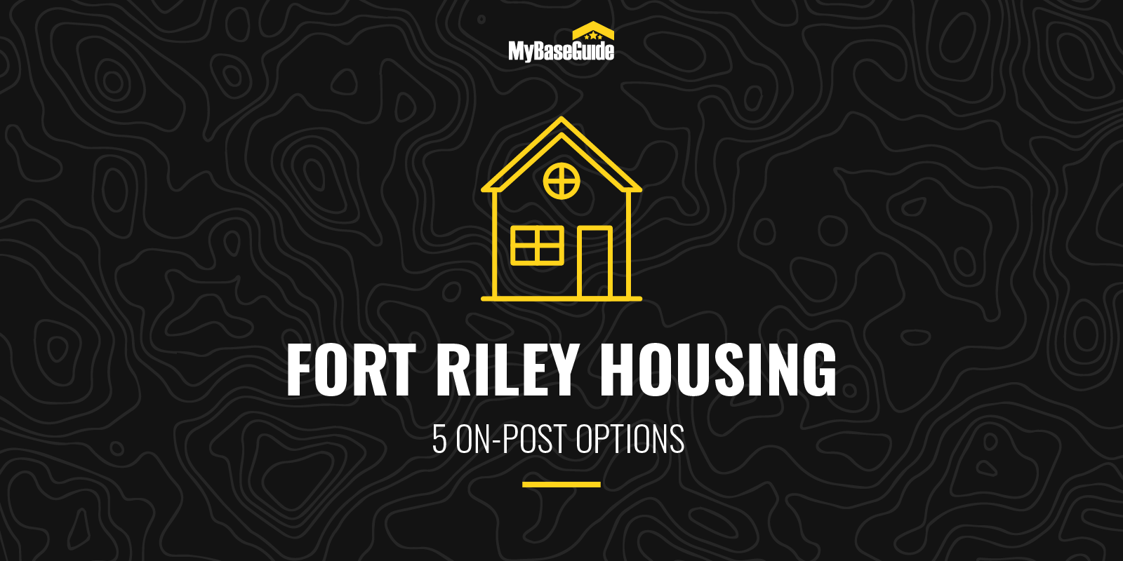 Fort Riley Housing: 5 On Post Options