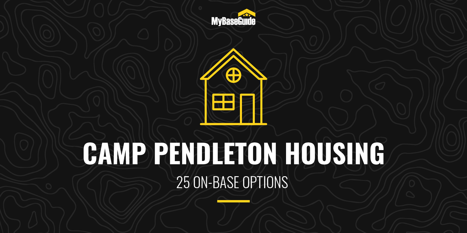 Camp Pendleton Housing: 25 On Base Options